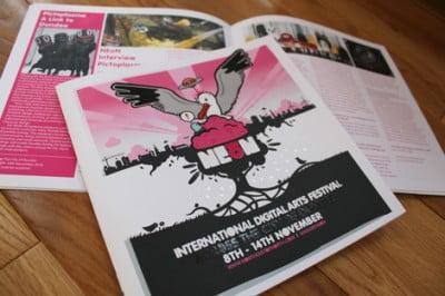 Image: NEoN 2010 brochures