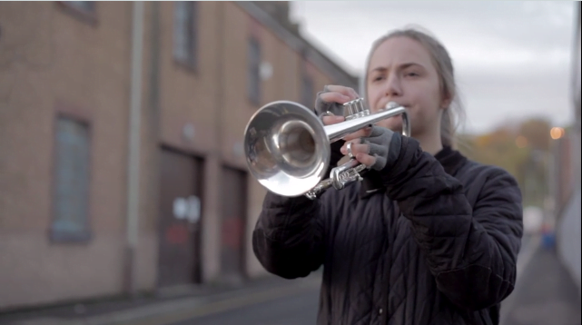 Fusing music with technology on the streets of Dundee