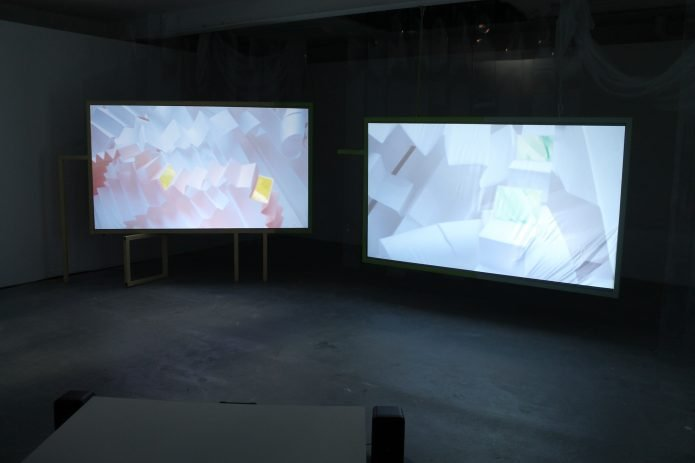 Image of work byCatriona Beckett