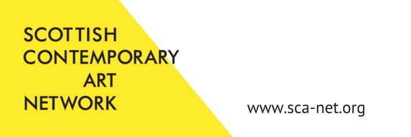 Scottish Contemporary Art Network (SCAN) logo