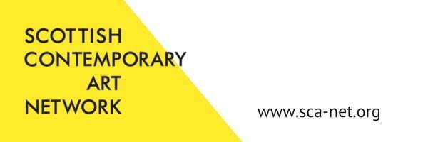 Scottish Contemporary Art Network (SCAN) logo