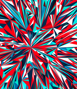 UCracking – generative art from Marius Watz