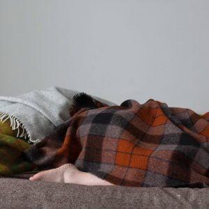 Alec Finlay Counterpane Blanket Series