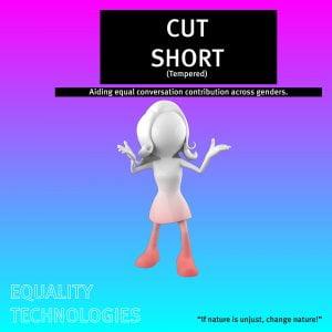 Cut Short animated image