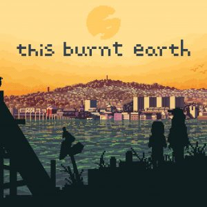 8bit image from this burnt earth game