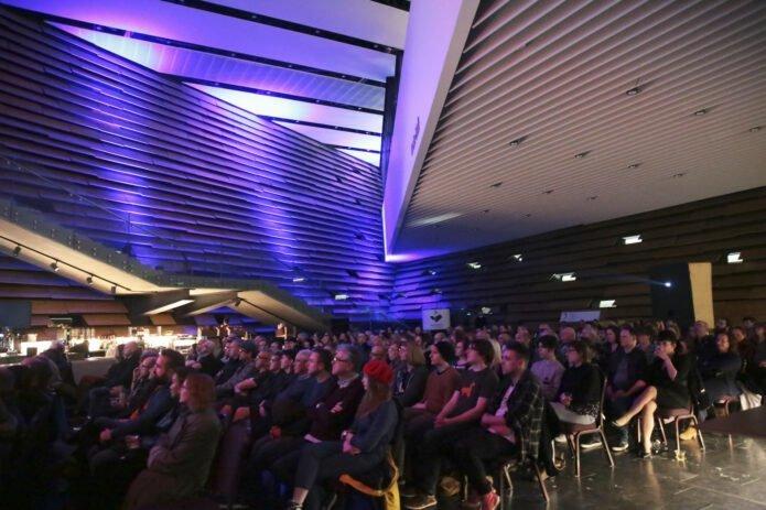 NEoN Digital Arts Festival Atmosphere   Blade Runner